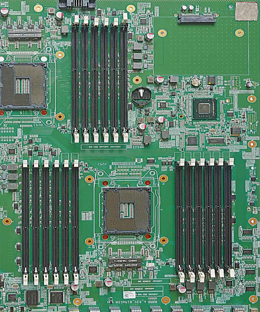 自主研发芯片,对于BGA返修行业的影响