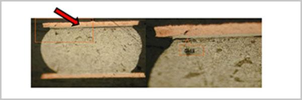 手动除锡机除锡后会出现裂缝