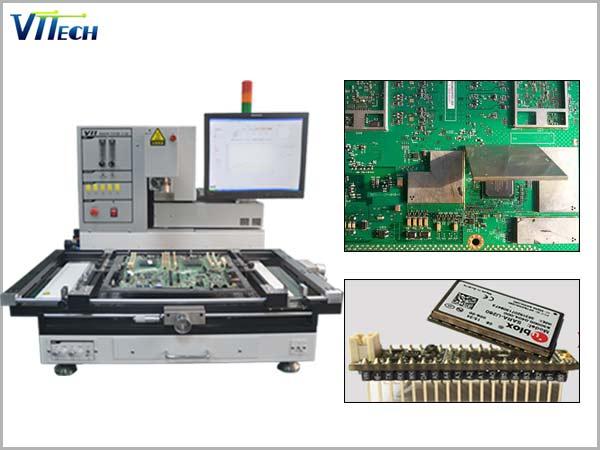 BGA焊台屏蔽盖BGA芯片返修