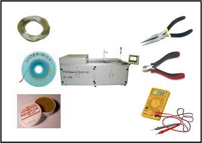 PTH返修台,锡膏,钳工具