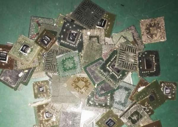 台式机BGA封装芯片