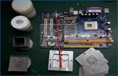 2017年最新BGA芯片返修温度设置方法