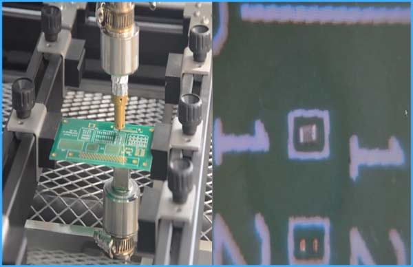 BGA返修台焊接芯片