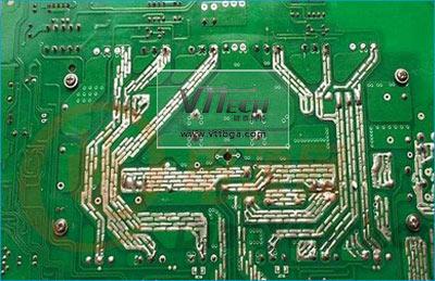 PCBA基板返修温度曲线设置方法