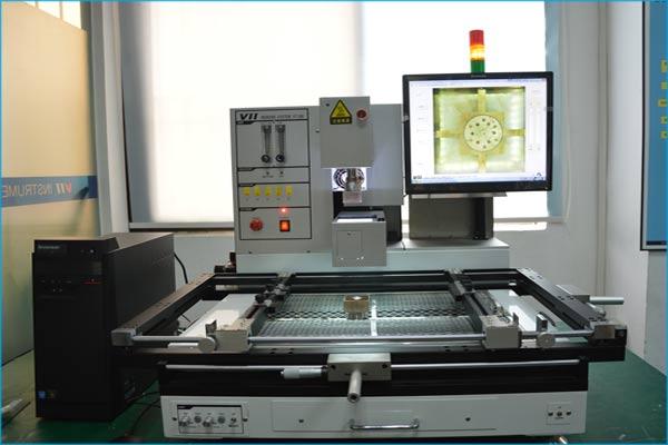 BGA返修台光学对位功能