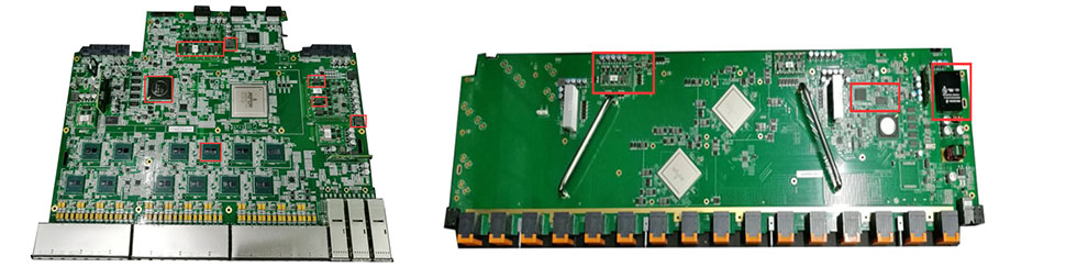 SMD返修站可以返修各类型PCBA基板